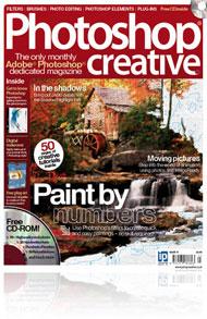 Photoshop Creative Magazine Issue 11
