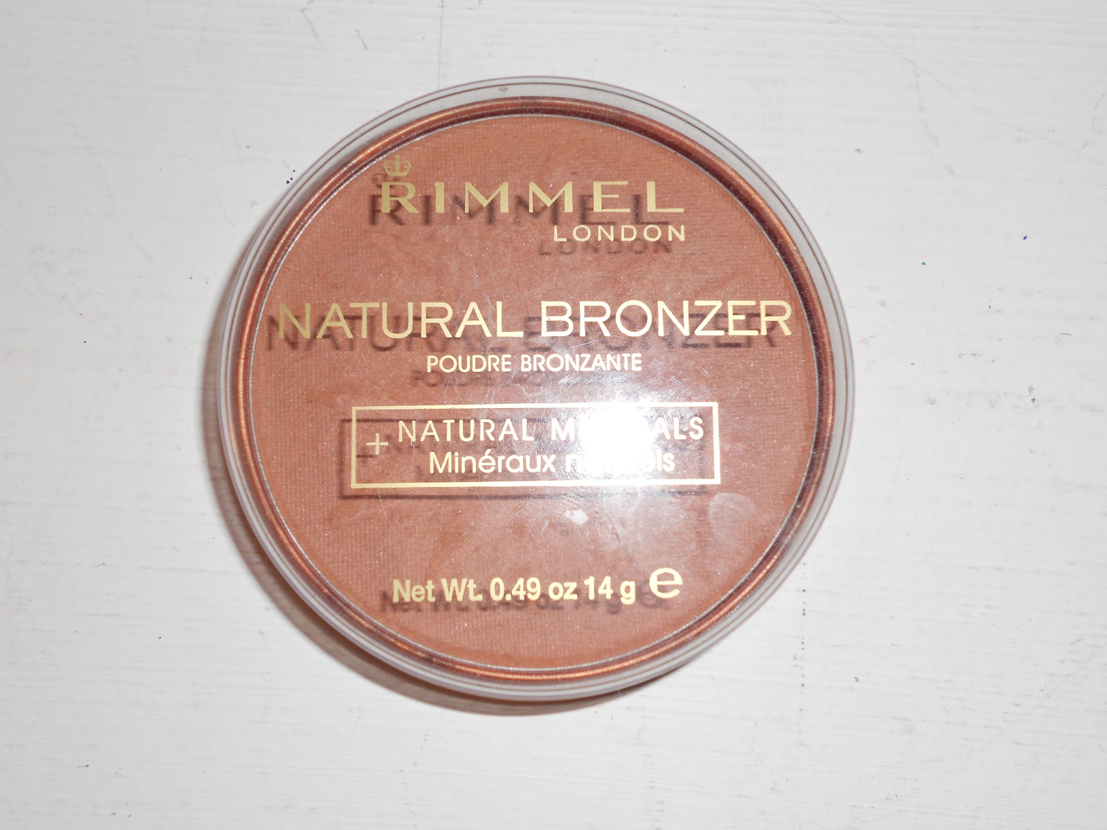 rimmel london natural bronzer in shade 021 sun light review. Black Bedroom Furniture Sets. Home Design Ideas