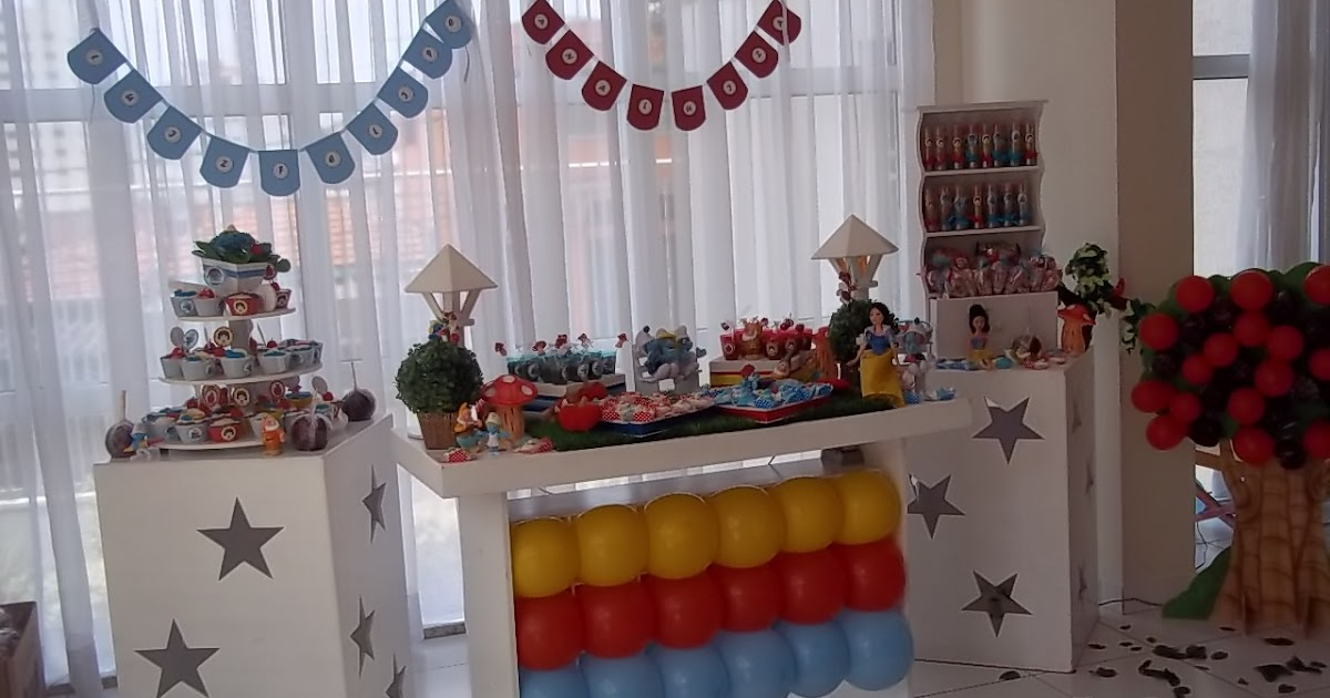 B.abá Festas: Festa Clean Mickey