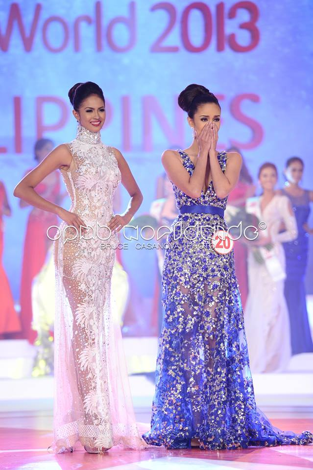 Miss World Philippines 2013: MEGAN YOUNG