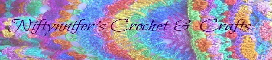 Niftynnifer's Crochet & Crafts