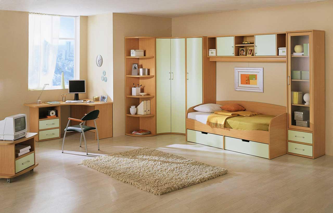 Kids Download Image Single Bed Furniture Design