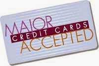 Visa, MasterCard, etc