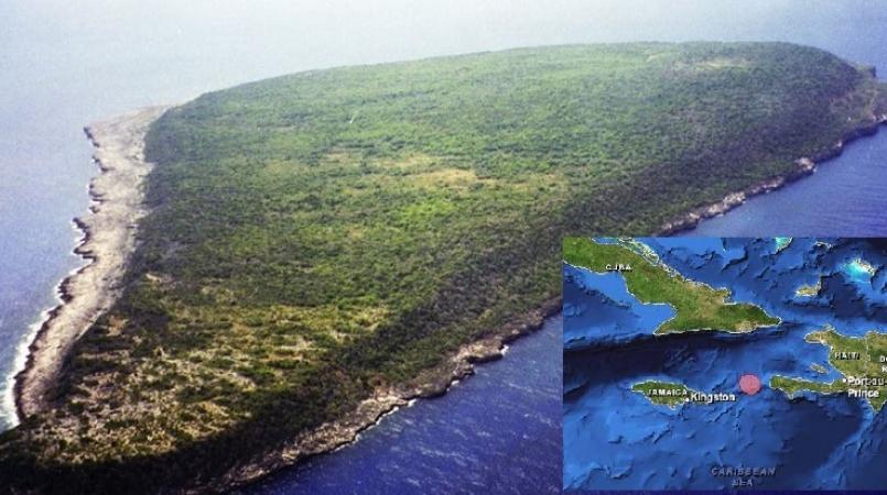 LA NAVASE... Island between Jamaica and Haiti: Navassa Island, why you probably never heard of it