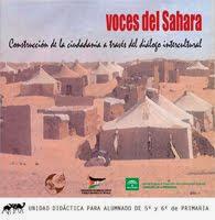 """Unidad Didáctica """"VOCES DEL SAHARA"""""""