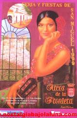 REVISTA FERIA ARCOS INFORMACIÓN 1999 COMPLETO