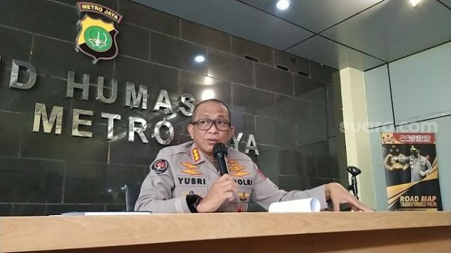 Polda Metro Jaya Cari Penyebar Informasi Ajakan Aksi Jokowi End Game   LihatSaja.Com