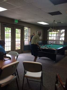 BILLIARDS - Tues., Thurs., Sat. at Noon