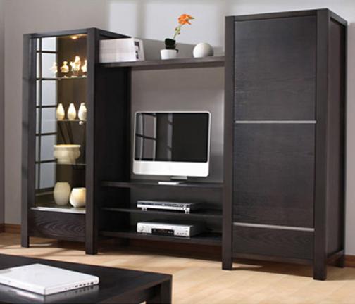 Rak tv lemari minimalis home interior lampung for Kitchen set lampung