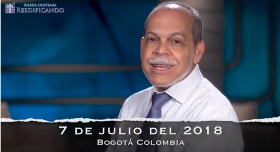 Pastor Miguel Nuñez invita a: