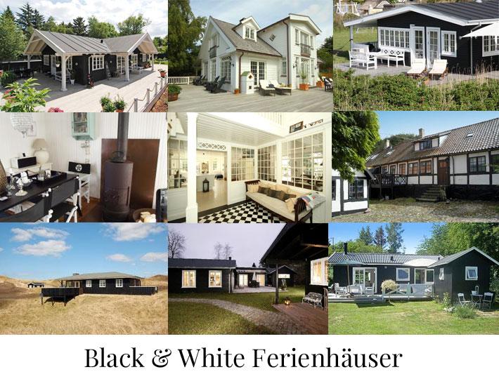 urlaub in d nemark black and white ferienh user. Black Bedroom Furniture Sets. Home Design Ideas