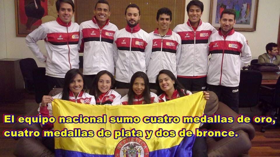 MUNDO: Colombia, campeón suramericano de Squash