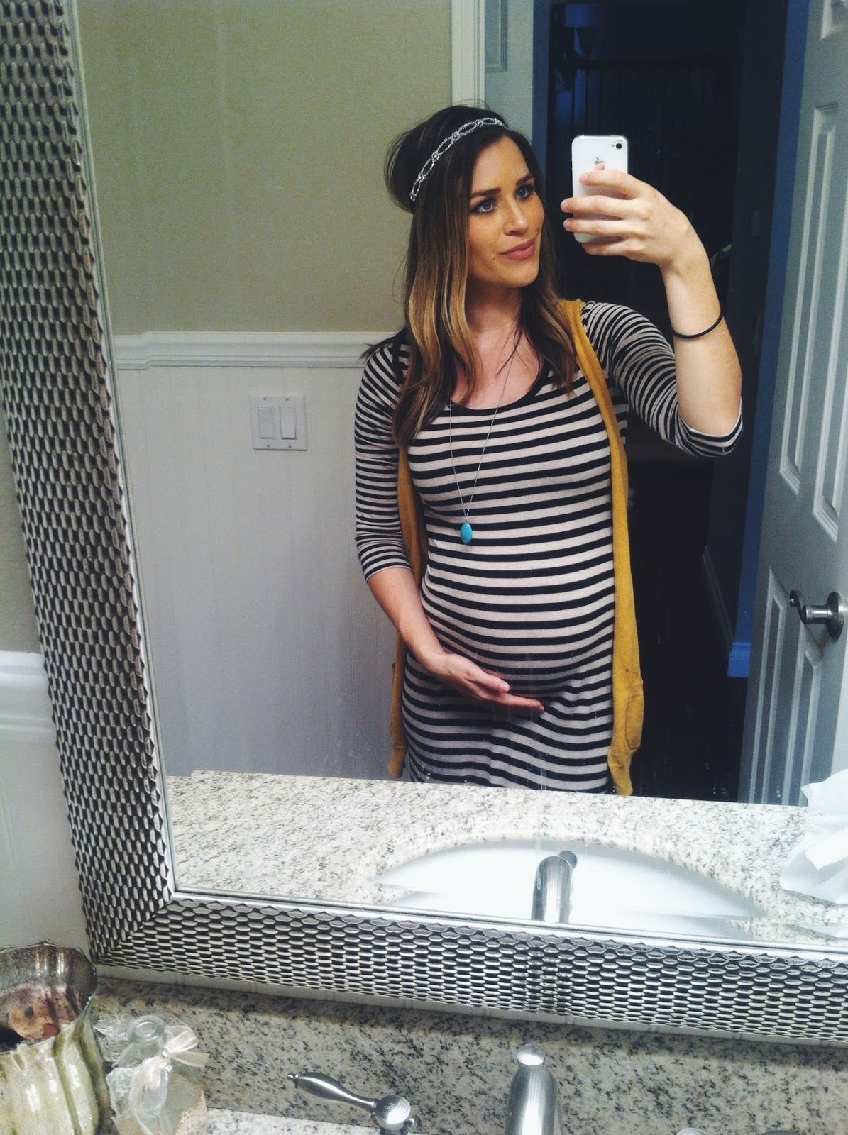 TESSA RAYANNE: 24 & 25 Weeks Pregnancy Update