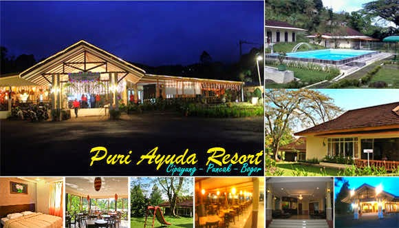 Puri Ayuda Resort Puncak Bogor