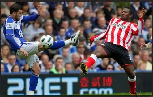 Sunderland vs Cardiff City