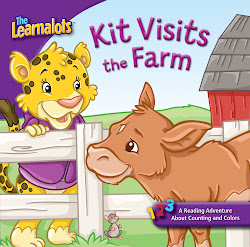 Kit Visits the Farm