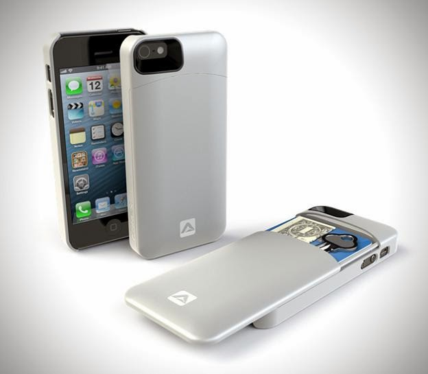 Case Design high five phone case : iPhone Case by Caselnity : iPhone 4/4S case holds your USB cable ...