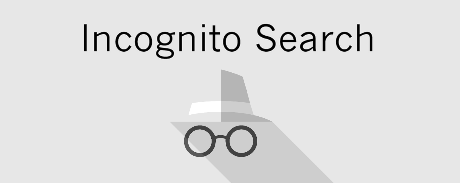 Search Incognito Google Chrome Extension