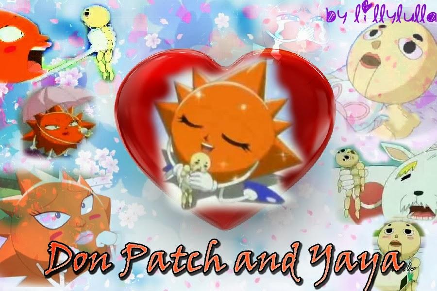 don patch & yaya bobobo fan art