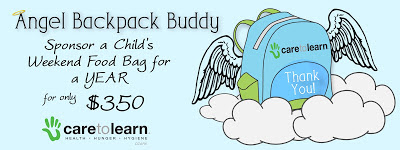 Angel Backpack Buddy