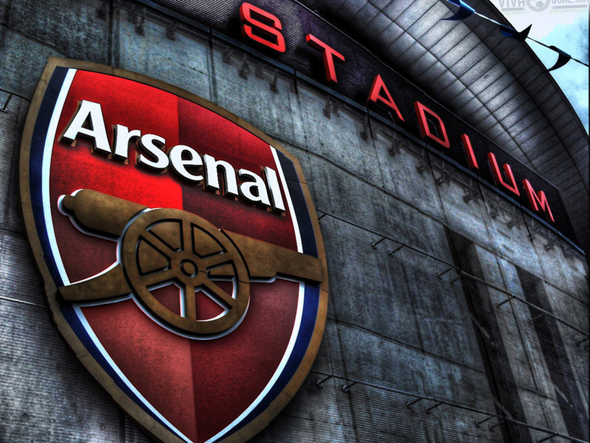 Stadium of Arsenal Footbal Club