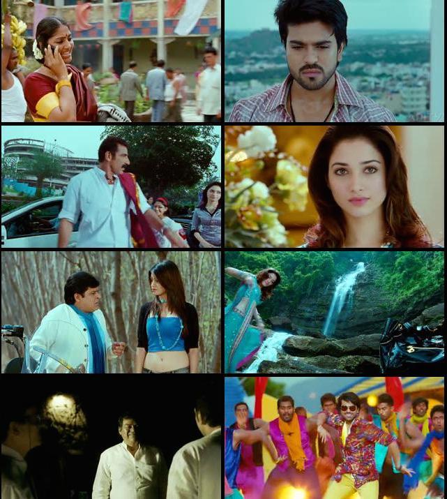 Racha 2012 Multi Audio Hindi 720p BDRip