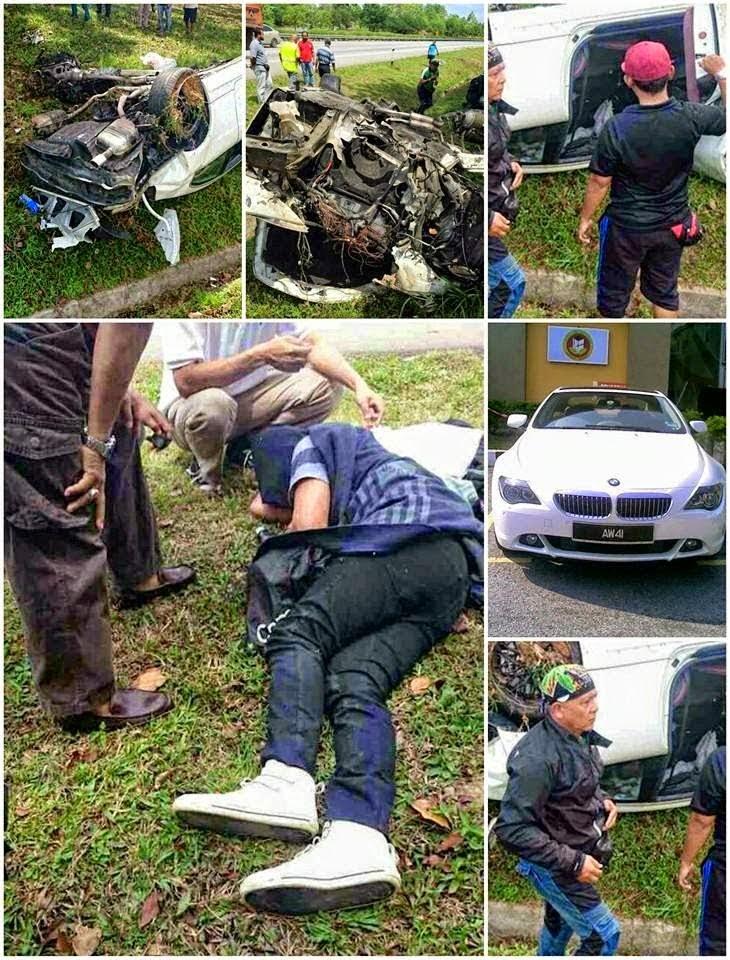 Awal Ashaari Kemalangan Di Melaka