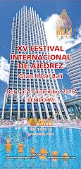 XV Festival Internacional de Ajedrez
