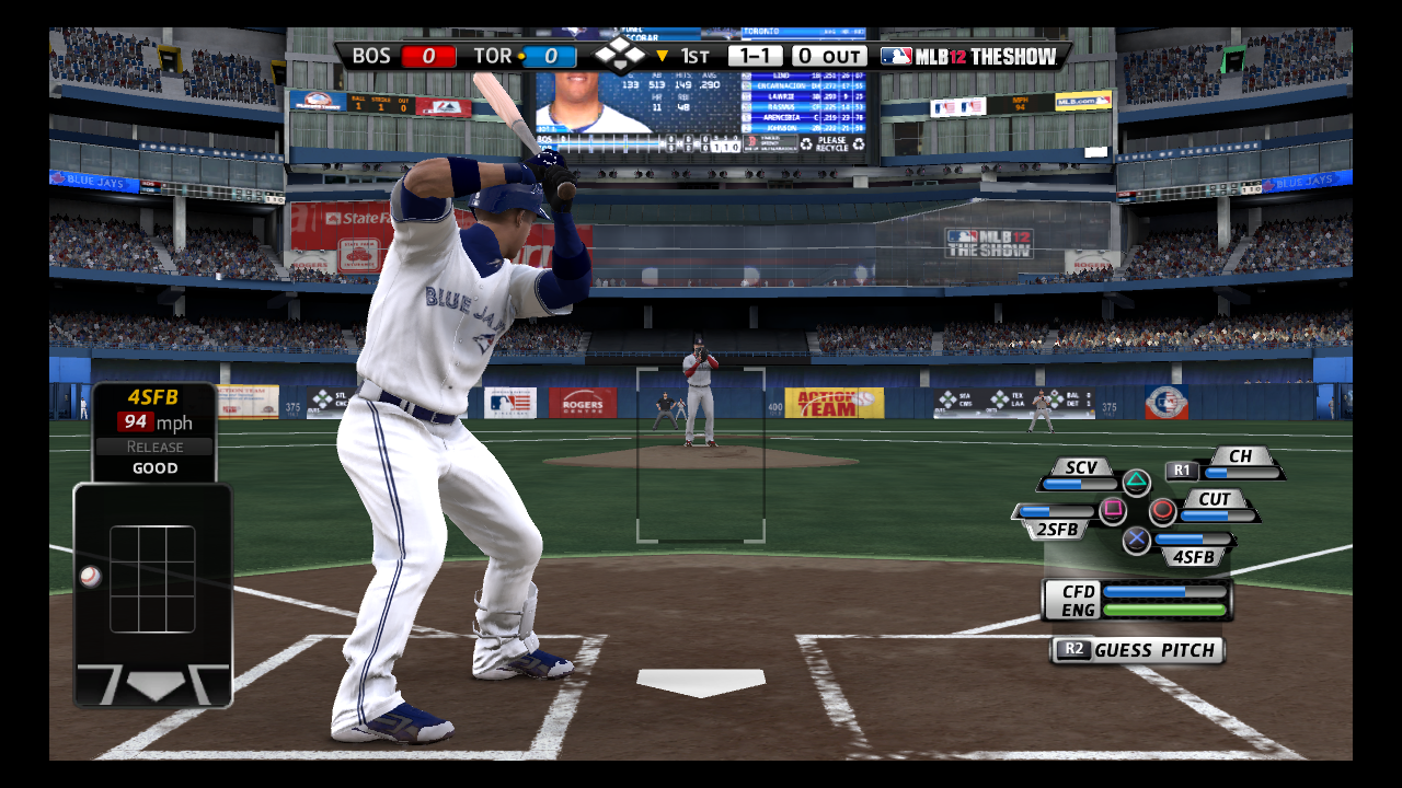MLB 12: The Show - PlayStation 3 - IGN