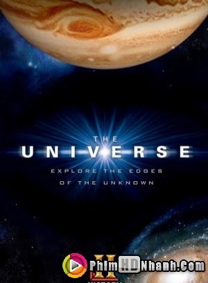 Hành Trình Của Vũ Trụ Phần 1 - The Universe Season 1