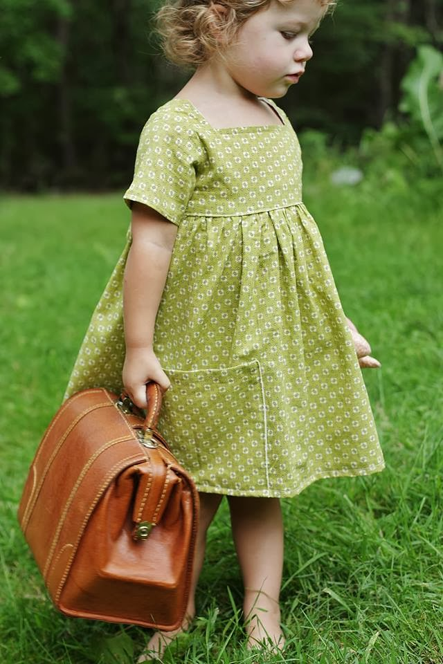 sally dress by very shannon sewn by two little plums