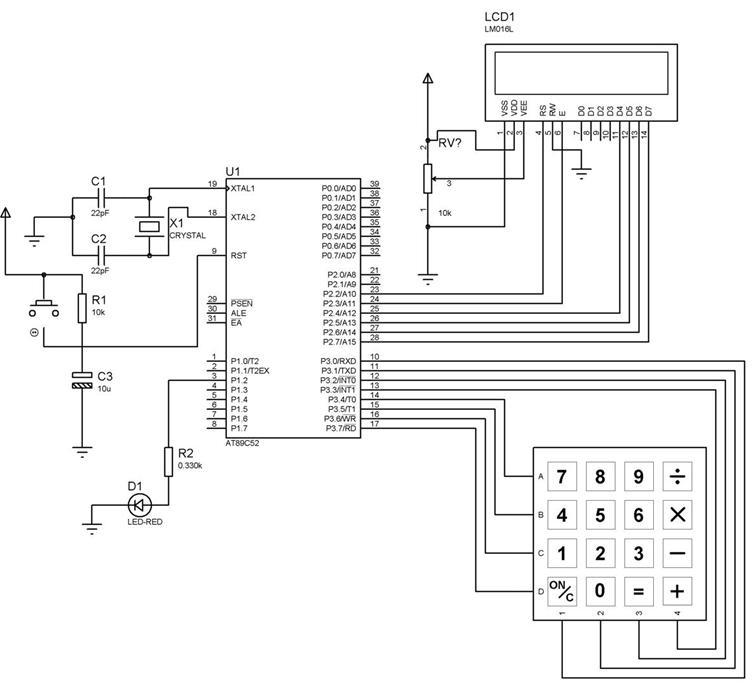 Advanced Microcontroller Based Mini Projects For