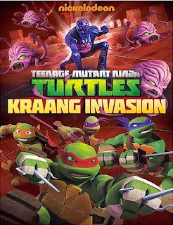 Ver online: Las tortugas ninja: La invasión de Kraang (2013)