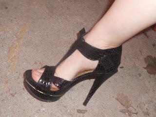 för små skor