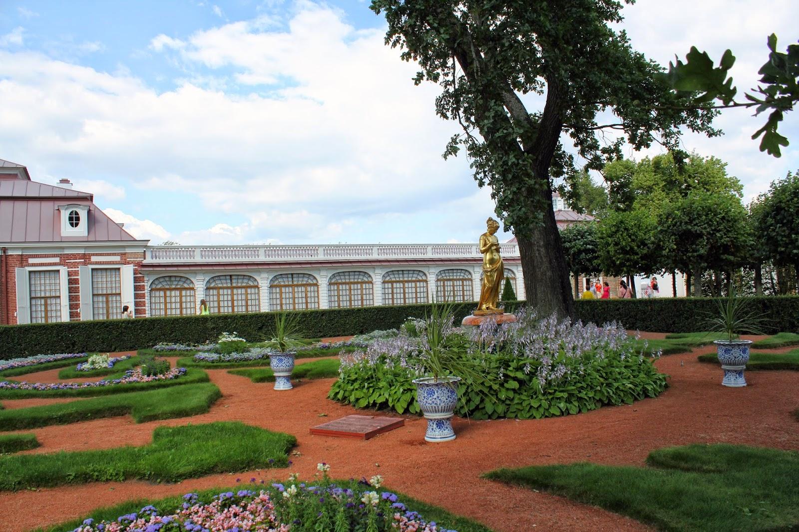 сады Петергофа