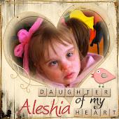 Aleshia age 5