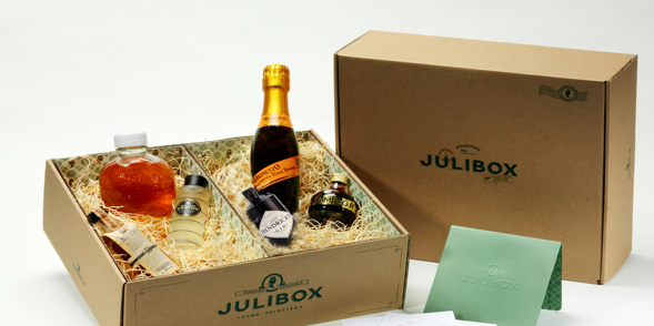 New Subscription Box Alert - Julibox! A Cocktail Party in a Box!