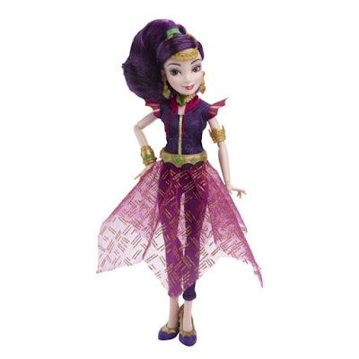 TOYS : JUGUETES - DISNEY Los Descendientes  Mal : Genie Chic | Muñeca - doll  Descendants - Isle of the Lost - La Isla de los Perdidos Producto Oficial Película Disney 2016 Hasbro B5738 | A partir de 6 años Comprar en Amazon España & buy Amazon USA