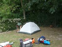 クルッキンキャンプ場 Camping de Cruckin**