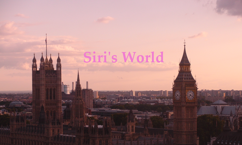 Siri's World