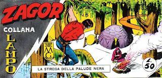 La strega della palude nera (n.9/10) Collana+Lampo+-+Seconda+Serie+005