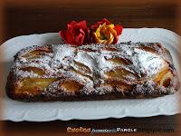 Plum cake alle pere