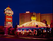 The inventory of the Sahara Hotel Las Vegas will be auctioned starting June . (saharahotel)