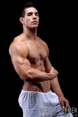 Daily Bodybuilding Motivation: MODEL ALAN VALDEZ aka KEVIN