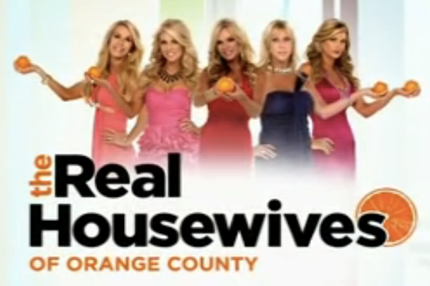 A caryling the real housewives for Real houswives of orange county