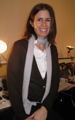 Gucci Westman, celebrity makeup artist, Tibi Fall 2009 Fashion Week, backstage beauty, beauty idol, interview