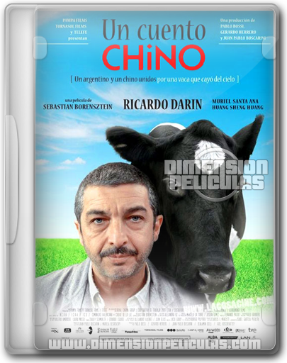 Un Cuento Chino (DVDRip Esp.Latino) (2011)