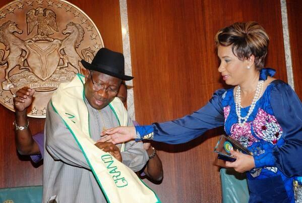 jonathan grand patron nollywood