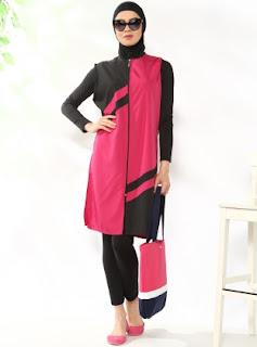 Model baju renang untuk wanita muslim terbaru