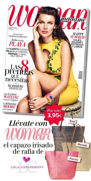 Regalos revistas julio 2014: Woman
